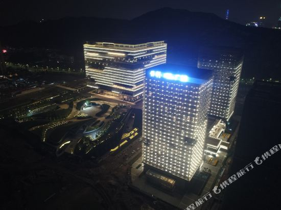 星倫保利國際公寓(珠海橫琴口岸長隆店)(原凱迪國際公寓)(Xinglun Poly International Apartment (Zhuhai Hengqin Port Changlong))外觀