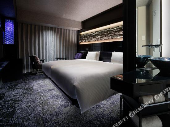 三井花園飯店日本橋普米爾(Mitsui Garden Hotel Nihonbashi Premier(September 13th, 2018  New Open))高級雙床房