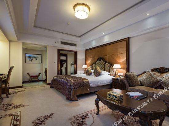 蝶來浙江賓館(Deefly Zhejiang Hotel)商務豪華套房