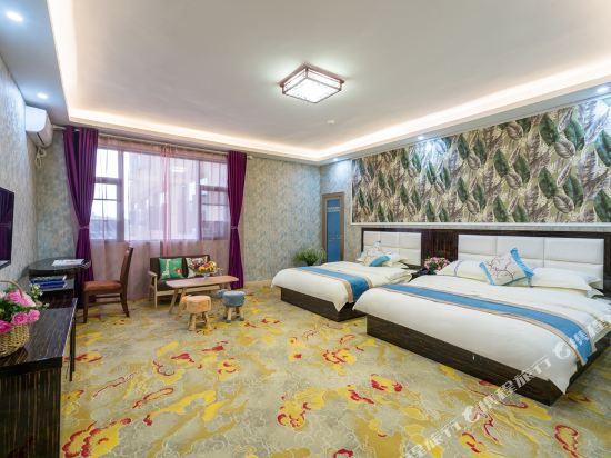 昆明雲鼎大酒店(原中航大酒店)(Yunding Hotel)家庭房