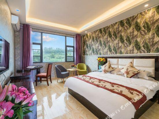 昆明雲鼎大酒店(原中航大酒店)(Yunding Hotel)景緻大床房