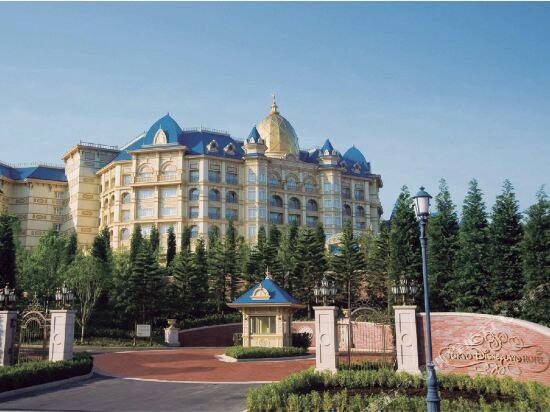 東京迪斯尼樂園大飯店(R)(Tokyo Disney Hotel (R))外觀