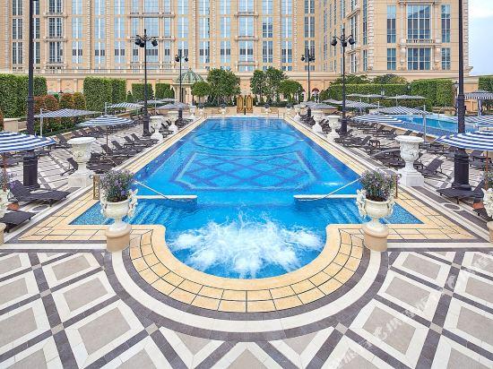 澳門巴黎人酒店(The Parisian Macao)室外游泳池