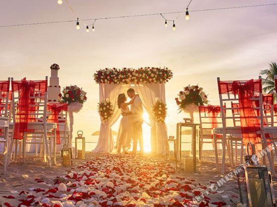 哥打京那巴魯香格里拉丹絨亞路酒店(Shangri-La's Tanjung Aru Resort & Spa Kota Kinabalu)婚宴服務