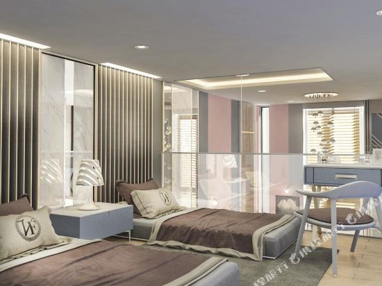 峴港西西里亞水療酒店(Cicilia Hotel & Spa Da Nang)城景複式房