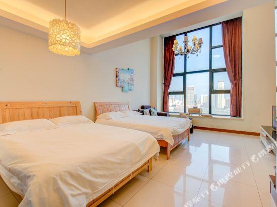 珠海世紀城酒店式公寓(Shijicheng Apartment Hotel)複式三床房
