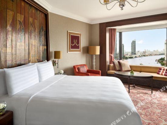曼谷香格里拉酒店(Shangri-La Hotel Bangkok)地平線俱樂部房
