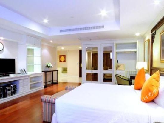 是隆中央酒店(Centre Point Silom)至尊豪華房