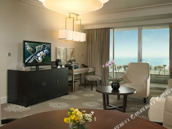 新加坡濱海灣金沙酒店(Marina Bay Sands)海灣套房