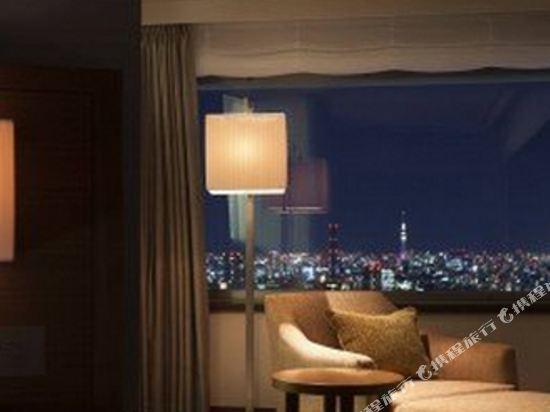 小田急世紀南悅酒店(Odakyu Hotel Century Southern Tower)行政房