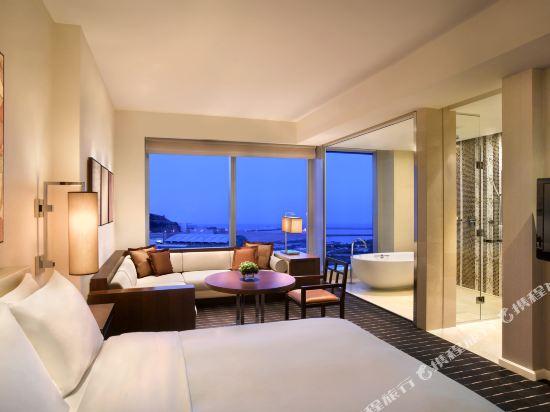 澳門君悅酒店(Grand Hyatt Macau)君悅豪華客房
