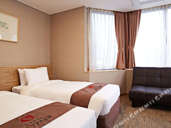 天空花園酒店明洞2號店(Hotel Skypark Myeongdong 2)三人房
