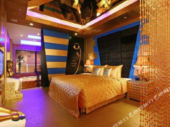 台北莎多堡奇幻旅館(SATO Castle Hotel)國王房