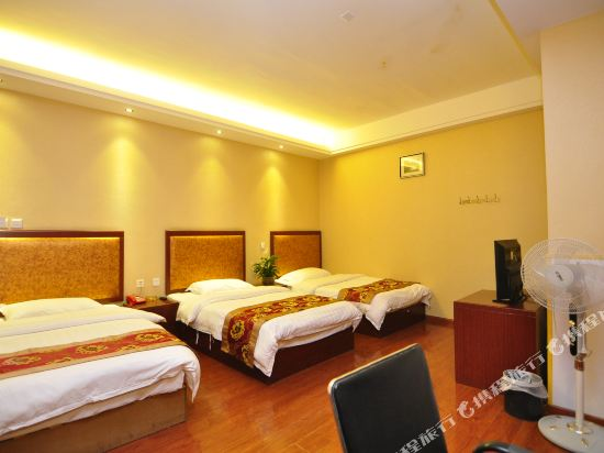 Qicheng Business Hostel (Kunming Changshui Airport)