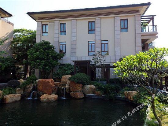 中山温泉賓館(Zhongshan Hot Spring Resort)外觀