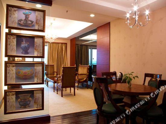 中山江畔商務酒店(Riverside Business Hotel)大堂吧