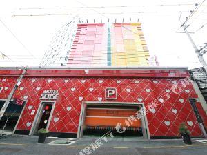釜山感官汽車酒店(Sense Motel Busan)