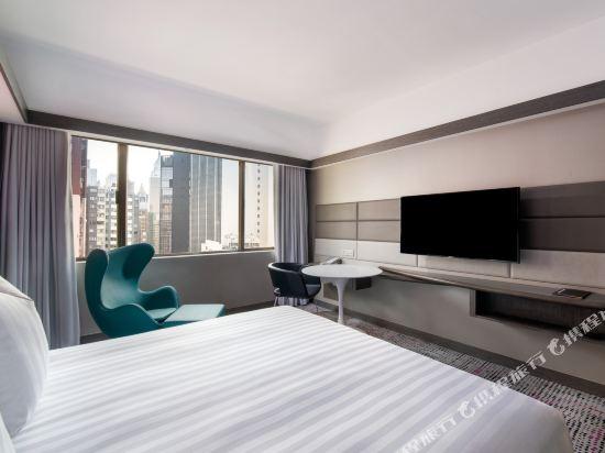 香港柏寧鉑爾曼酒店(The Park Lane Hong Kong a Pullman Hotel)豪華行政房