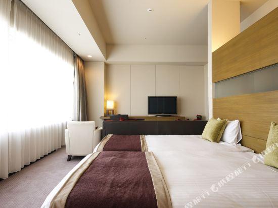 京阪環球塔酒店(Hotel Keihan Universal Tower)塔Grande豪華家庭房
