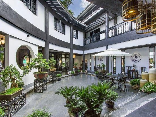 夢景望月精品酒店(昆明南屏步行街店)(Mengjing Wangyue Boutique Hotel (Kunming Nanping Pedestrian Street))公共區域