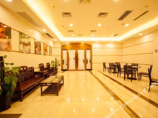 中山匯泉酒店(Huiquan Hotel)大堂吧