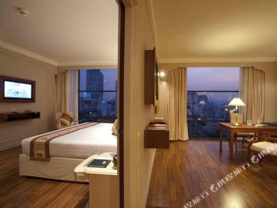 綠寶石酒店(The Emerald Hotel)兩室總統套房