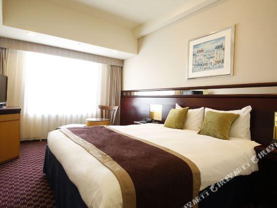 京阪環球塔酒店(Hotel Keihan Universal Tower)①スタンダードダブル(R)