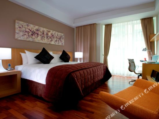 吉隆坡輝盛國際公寓(Fraser Place Kuala Lumpur)一臥室豪華公寓