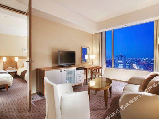 東京巨蛋酒店(Tokyo Dome Hotel)園景Excellency套房A