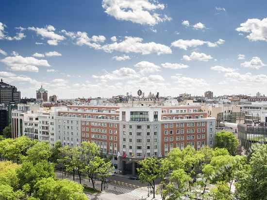 5 Star Hotels In Madrid Book A Hotel