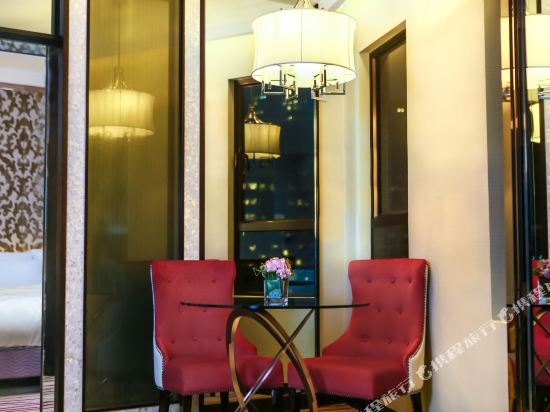 香港灣仔帝盛酒店(Dorsett Wanchai)行政套房