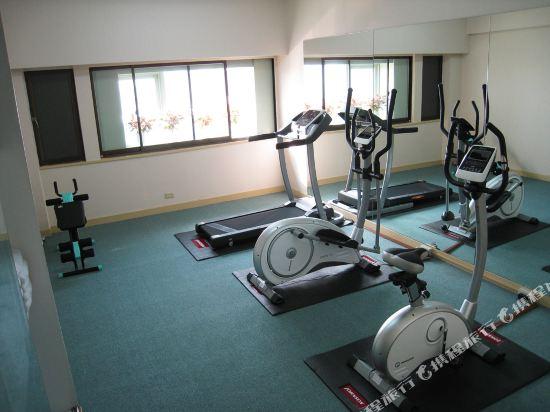 台北三德大飯店(Santos Hotel)健身房