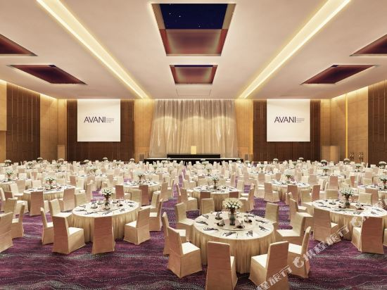 曼谷河畔安凡尼臻選酒店(Avani+ Riverside Bangkok Hotel)多功能廳