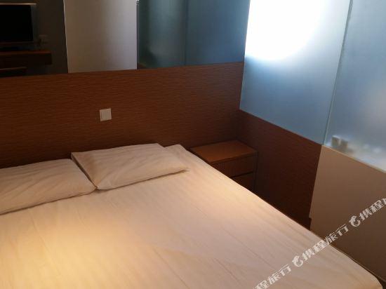 香港樂仕酒店(Acesite Knutsford Hotel)標準大床房