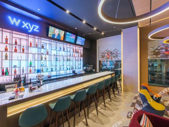 首爾明洞雅樂軒酒店(Aloft Seoul Myeongdong)酒吧