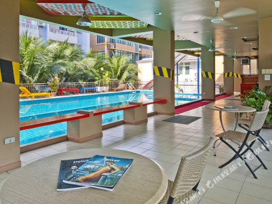曼谷自我風格酒店(MeStyle Place Bangkok)室外游泳池