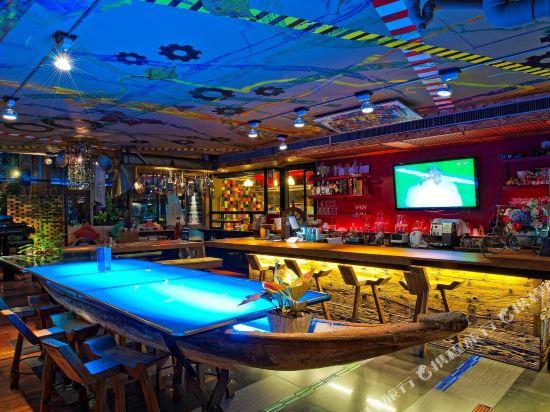曼谷自我風格酒店(MeStyle Place Bangkok)酒吧