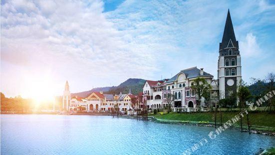 佛山美的鷺湖嶺南花園酒店