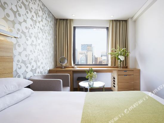 九棵樹酒店(Nine Tree Hotel Myeongdong)家庭雙床房