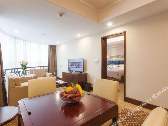 杭州中維香溢大酒店(Zhongwei Sunny Hotel)靜馨豪華套房