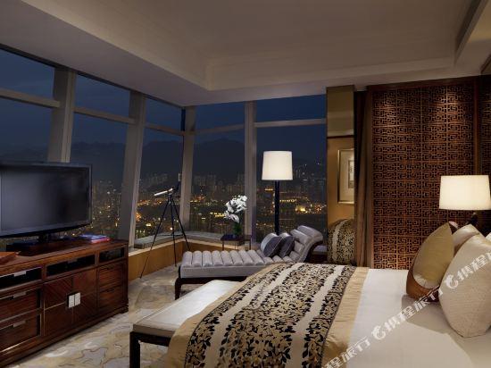 香港麗思卡爾頓酒店(The Ritz-Carlton Hong Kong)總統套房