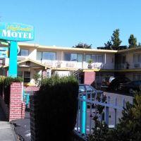 奧克蘭漢蘭達汽車旅館酒店預訂