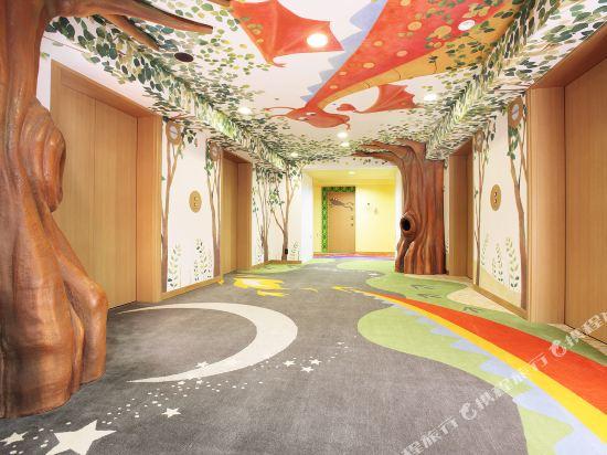 千葉東京灣希爾頓酒店(Hilton Tokyo Bay Chiba)公園快樂魔法房