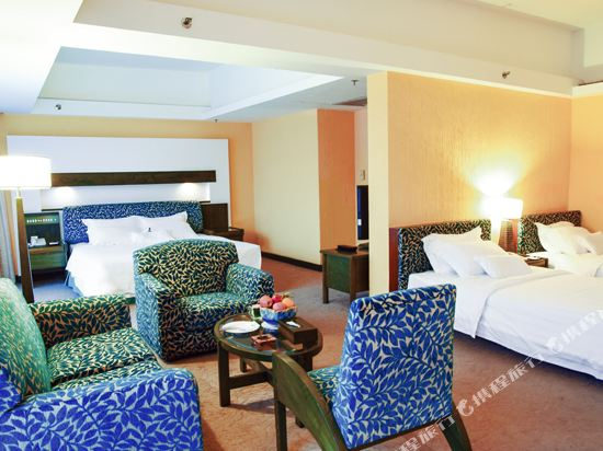 廣州長隆酒店(Chimelong Hotel)家庭房
