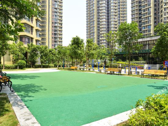 Q加·泰萊童趣主題公寓(珠海橫琴海洋王國店)(Q+ Tailai Tongqu Theme Apartment (Zhuhai Chimelong Ocean Kingdom))其他