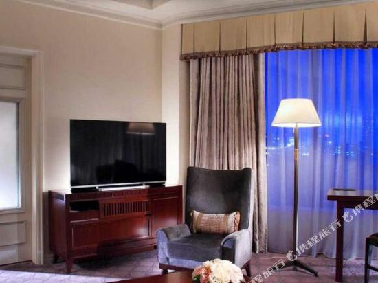 東京椿山莊大酒店(Hotel Chinzanso Tokyo)園景現代_經典行政套房