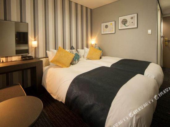 格蘭比亞大酒店(Hotel Granvia Osaka)休閒雙床房