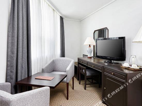 總統酒店(Hotel President)標準單人房