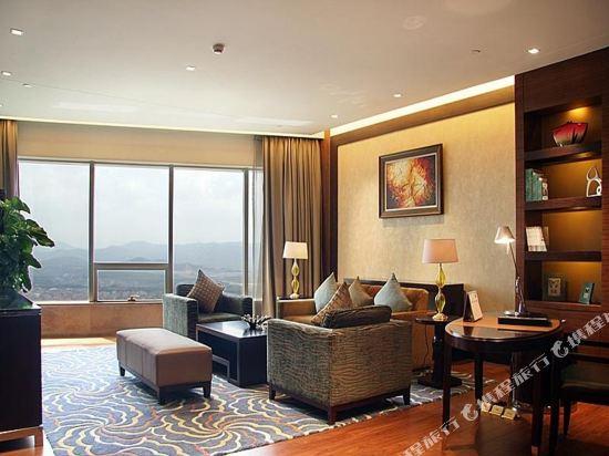 東莞厚街國際大酒店(HJ International Hotel)豪廷套房