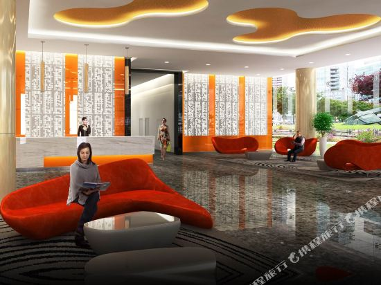 吉隆坡雙威偉樂酒店(Sunway Velocity Hotel Kuala Lumpur)公共區域